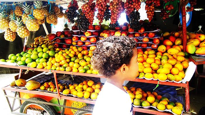 frutta colombiana