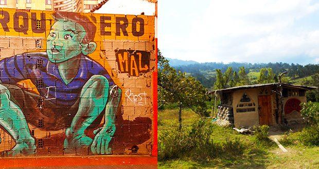 murales e permacultura