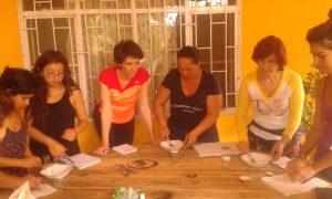 Permacultura, preparazione saponi fatti a mano
