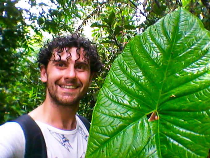 arrivo in Amazzonia