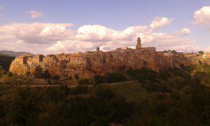 Pitigliano, Saturnia, Toscana