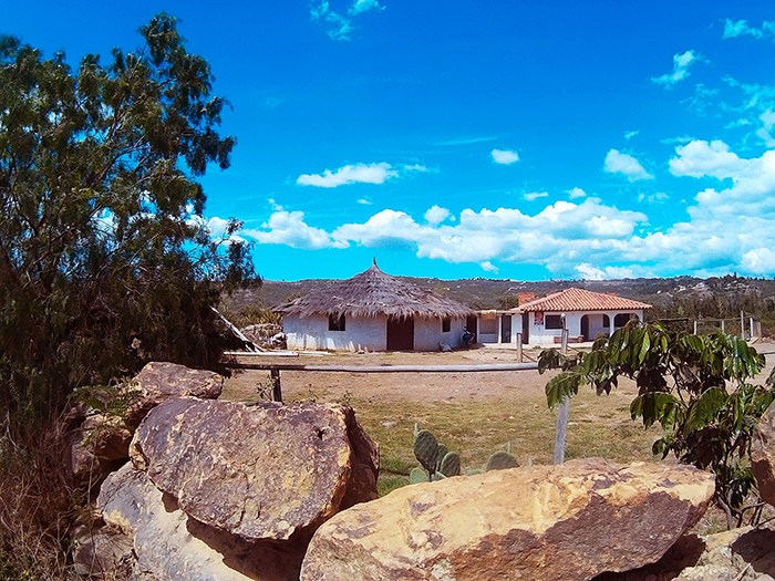 Foto dalla Colombia, sud America, Villa de Leyva