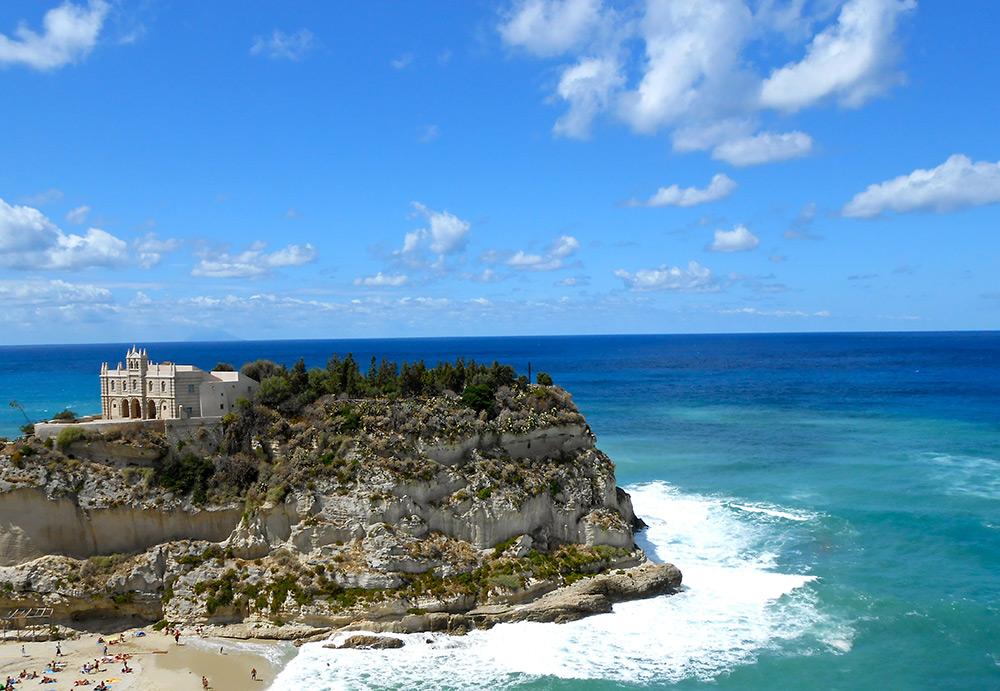 Tornare a vivere in Italia. Tropea, Calabria