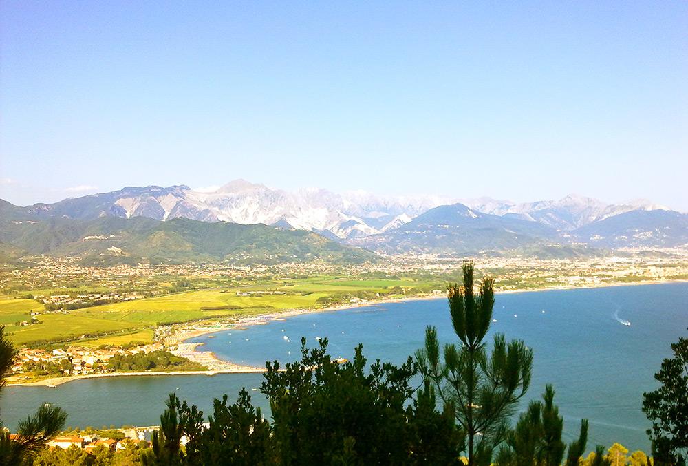 Idee per il cambiamento. La città di Carrara e le Alpi Apuane