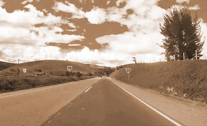 viaggio in moto in Colombia