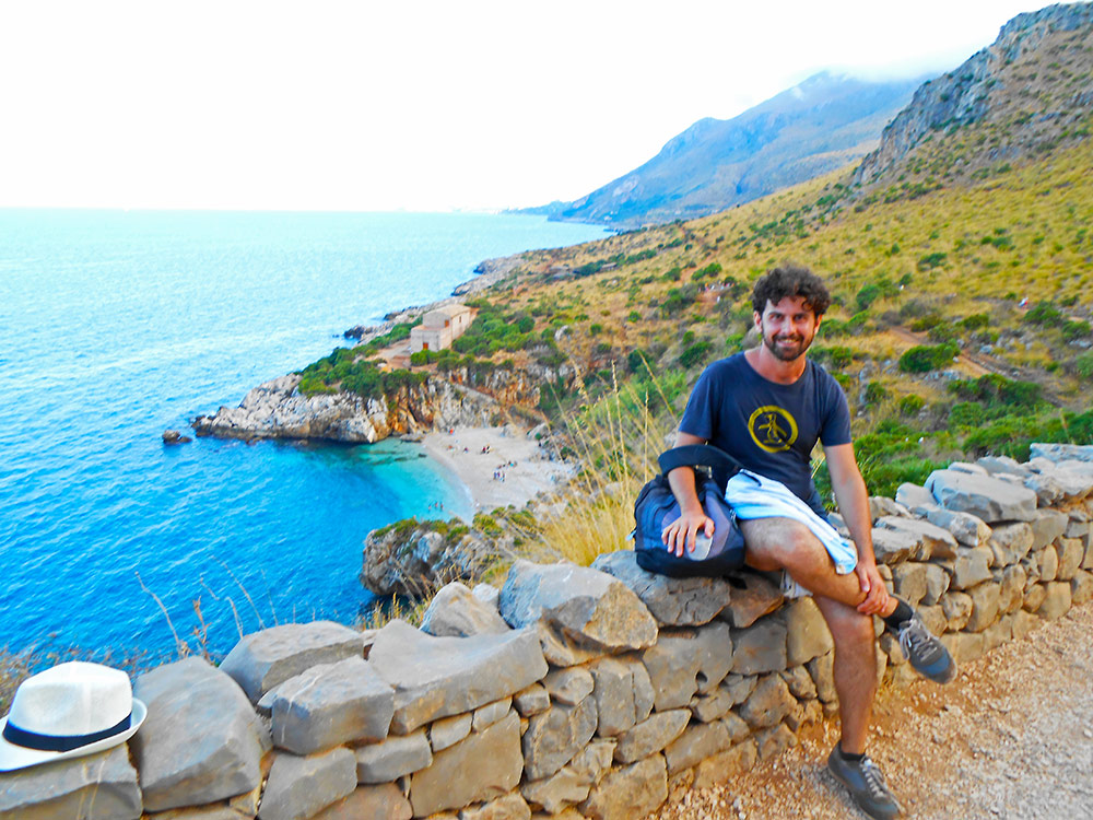 Idee per il cambiamento, Riserva dello Zingaro, Sicilia
