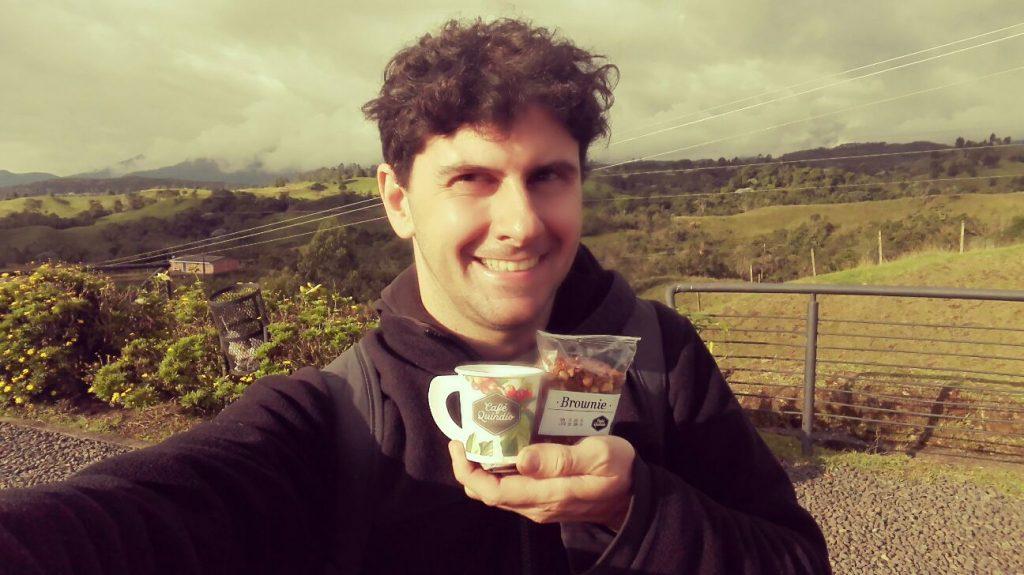 caffè colombiano, post di presentazione di un e-book sulla Colombia