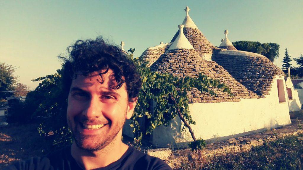viaggio in moto in Italia, una riflessione su come viaggiare aumenta la fiducia in noi stessi
