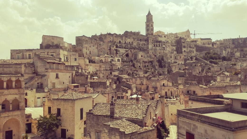 Matera, l'incantevole città lucana