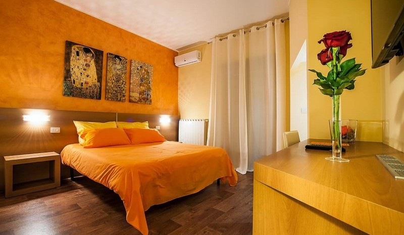 Portacastello guesthouse lagopesole