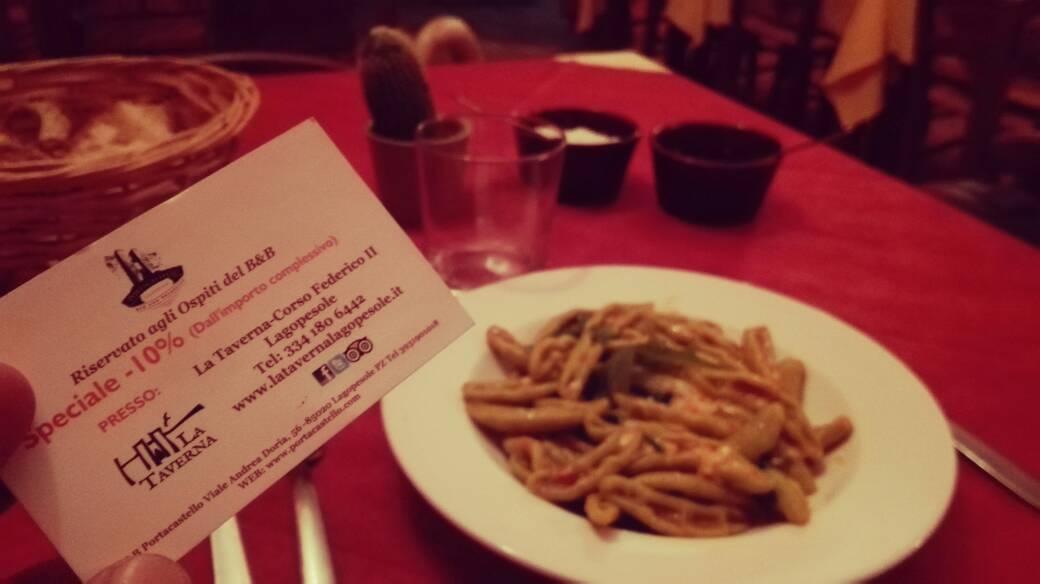 ristoranti lagopesole