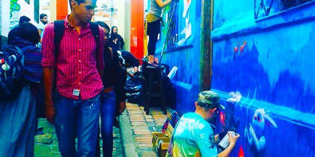 pericoli di viaggio in Colombia