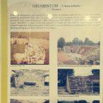 grumentum, citta romana