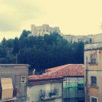 Castello di moliterno basilicata