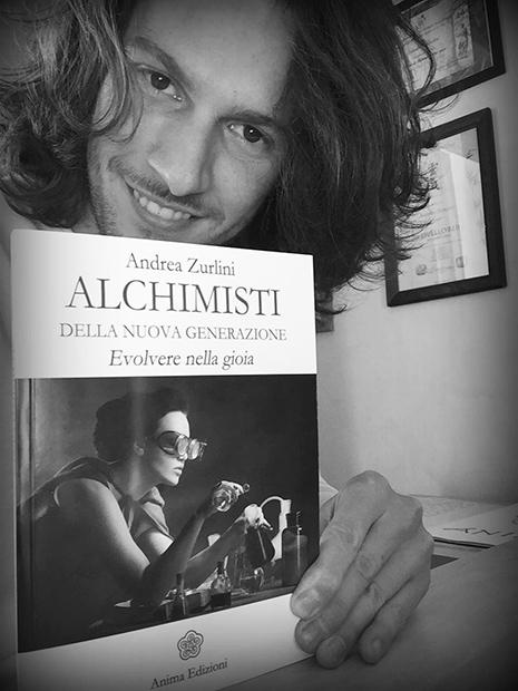 alchimisti della nuova generazione, libro di Andrea Zurlini