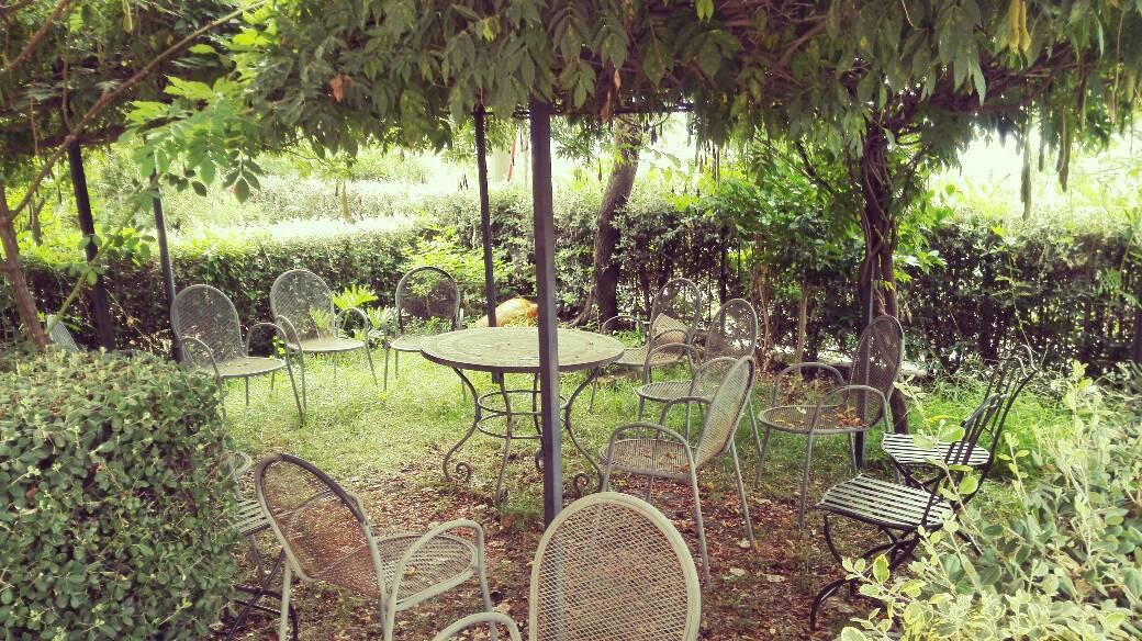 giardino casa retez b&B rc