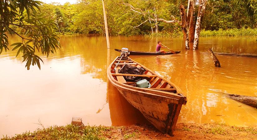 Comunità indigena San Martin, Colombia