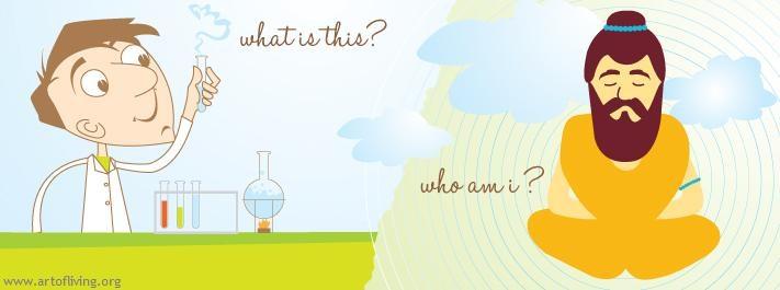 scienza e spiritualità - Erica Francesca Poli