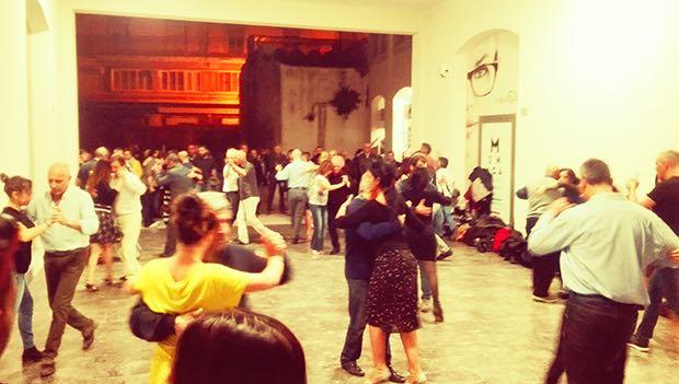 ballare tango palermo