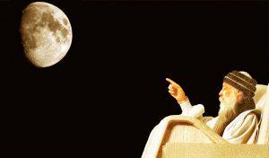 Guardare la Luna e non il dito