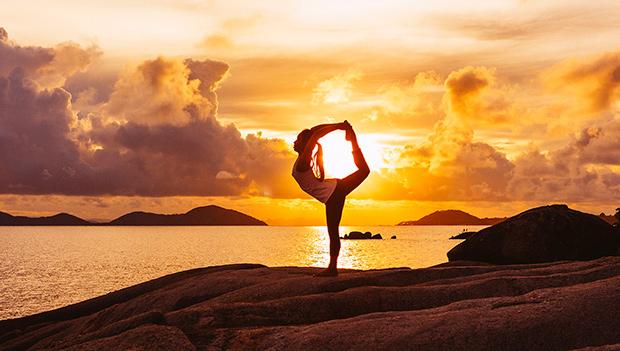 yoga e disciplina