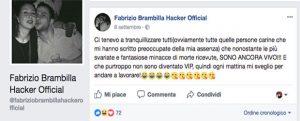 storia finto hacker fabrizio brambilla