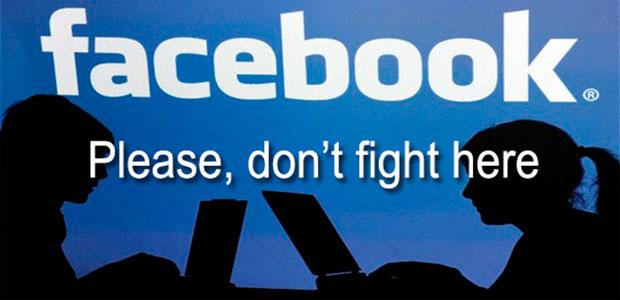 liti su facebook