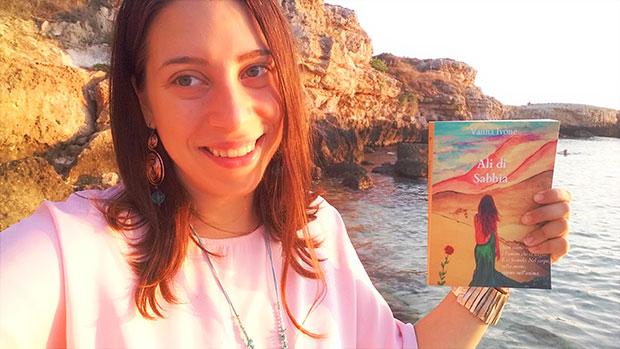 una scrittrice pugliese e il mare