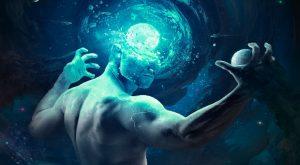 umanità cellula di un essere più grande