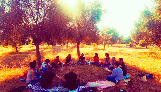 meditazione cagliari