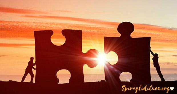 la vita è un puzzle