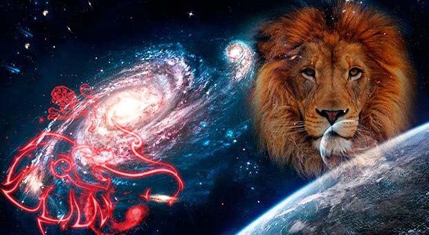 il leone in astrologia esoterica