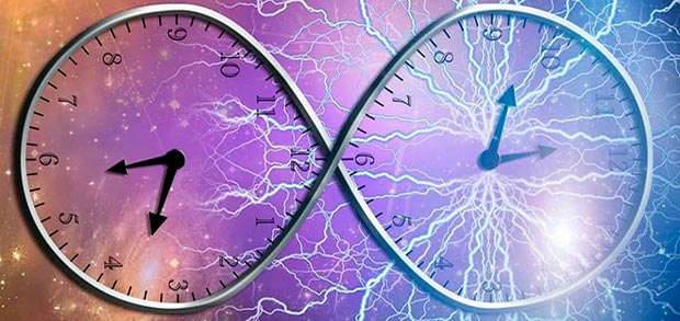 il tempo è un'illusione