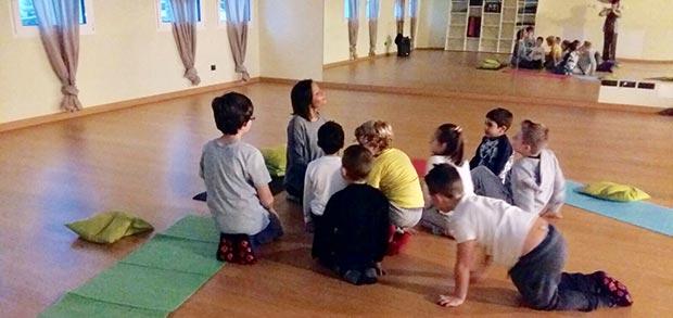 yoga bambini a milano