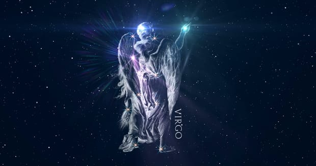 la vergine evoluta - astrologia esoterica