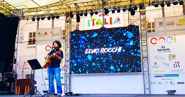 musica italiana all'estero