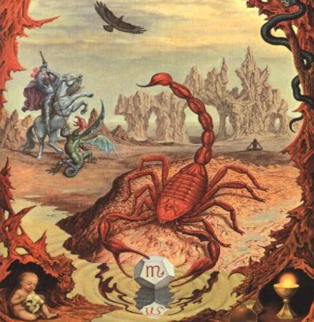 Scorpione segno guerriero astrologia