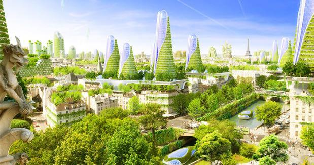 città sostenibili del futuro