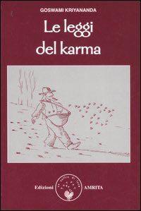 leggi del karma libro spirituale