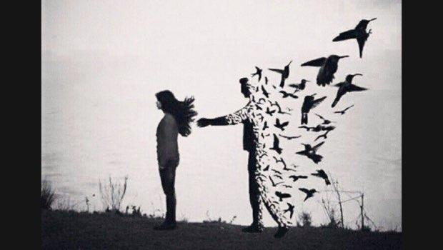 La meraviglia dell'essere lasciati e del lasciare