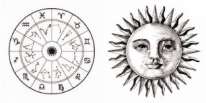 rivoluzione solare e tema natale